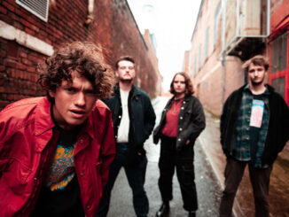 Liverpool Gen-Z punks, STONE release live video for new single 'Stay Silent' - Watch Now