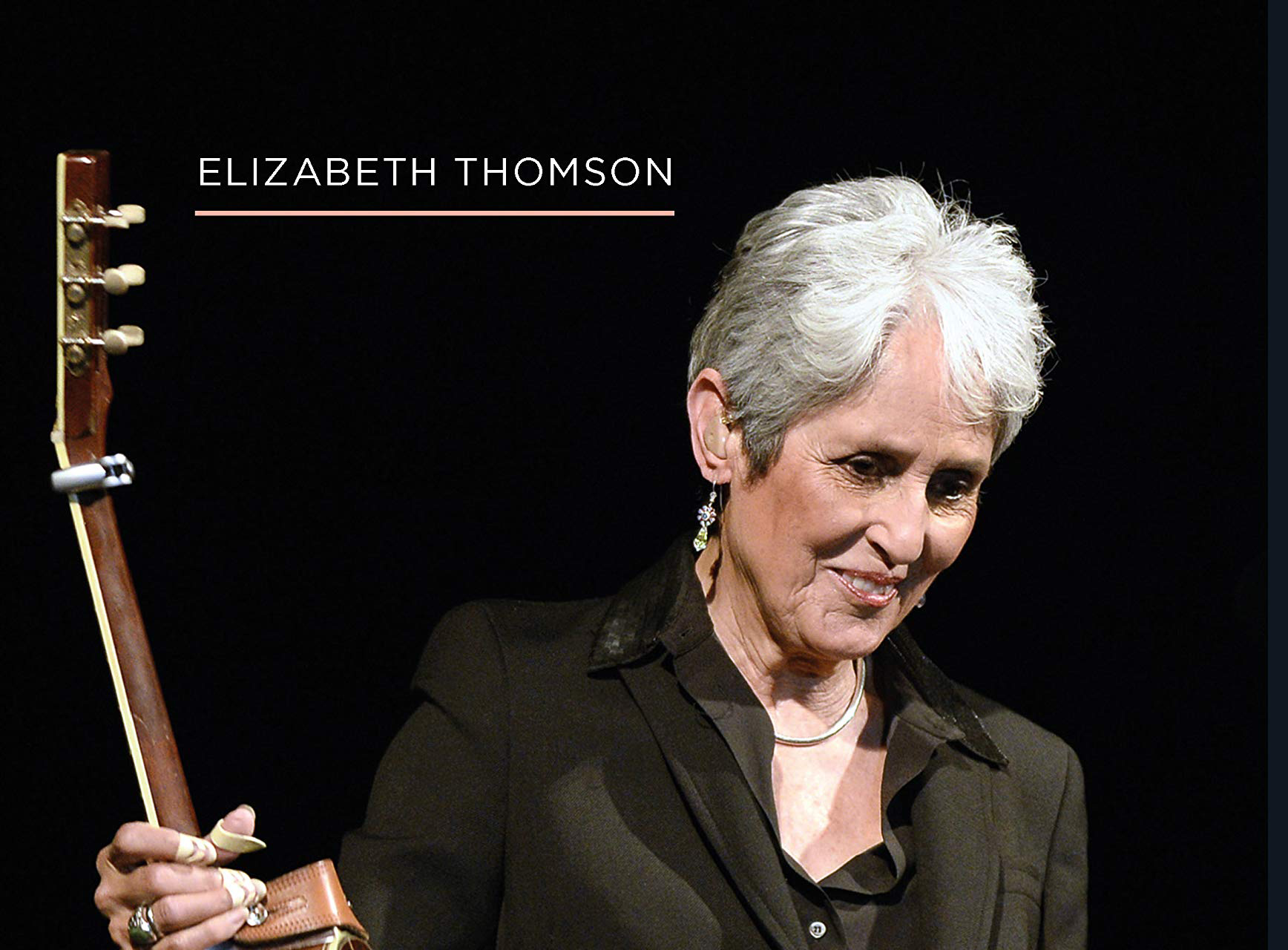 BOOK REVIEW: Joan Baez: The Last Leaf by Elizabeth Thomson
