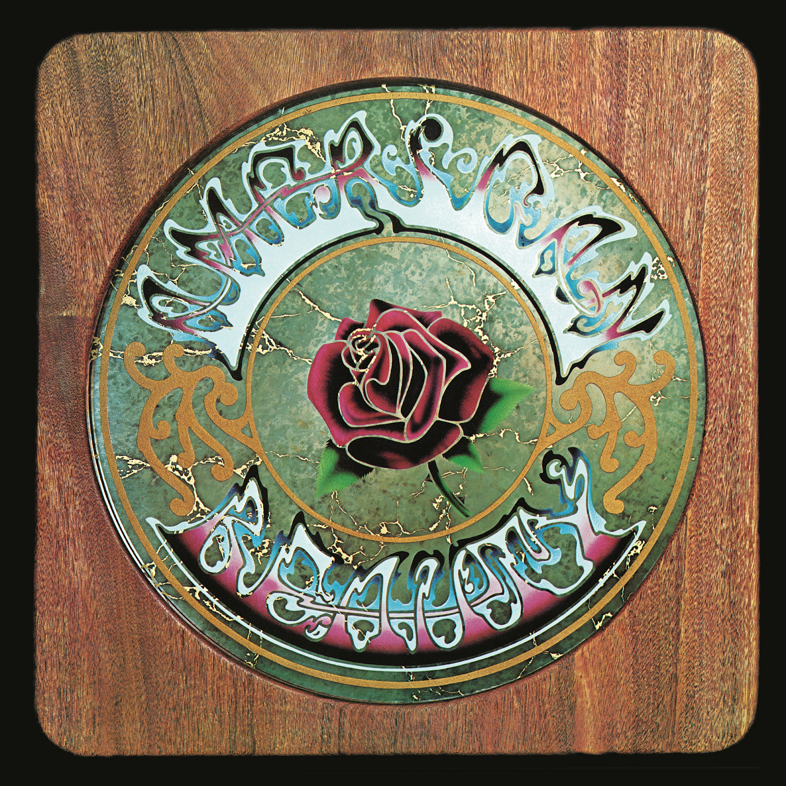GRATEFUL DEAD release American Beauty: 50th anniversary deluxe edition