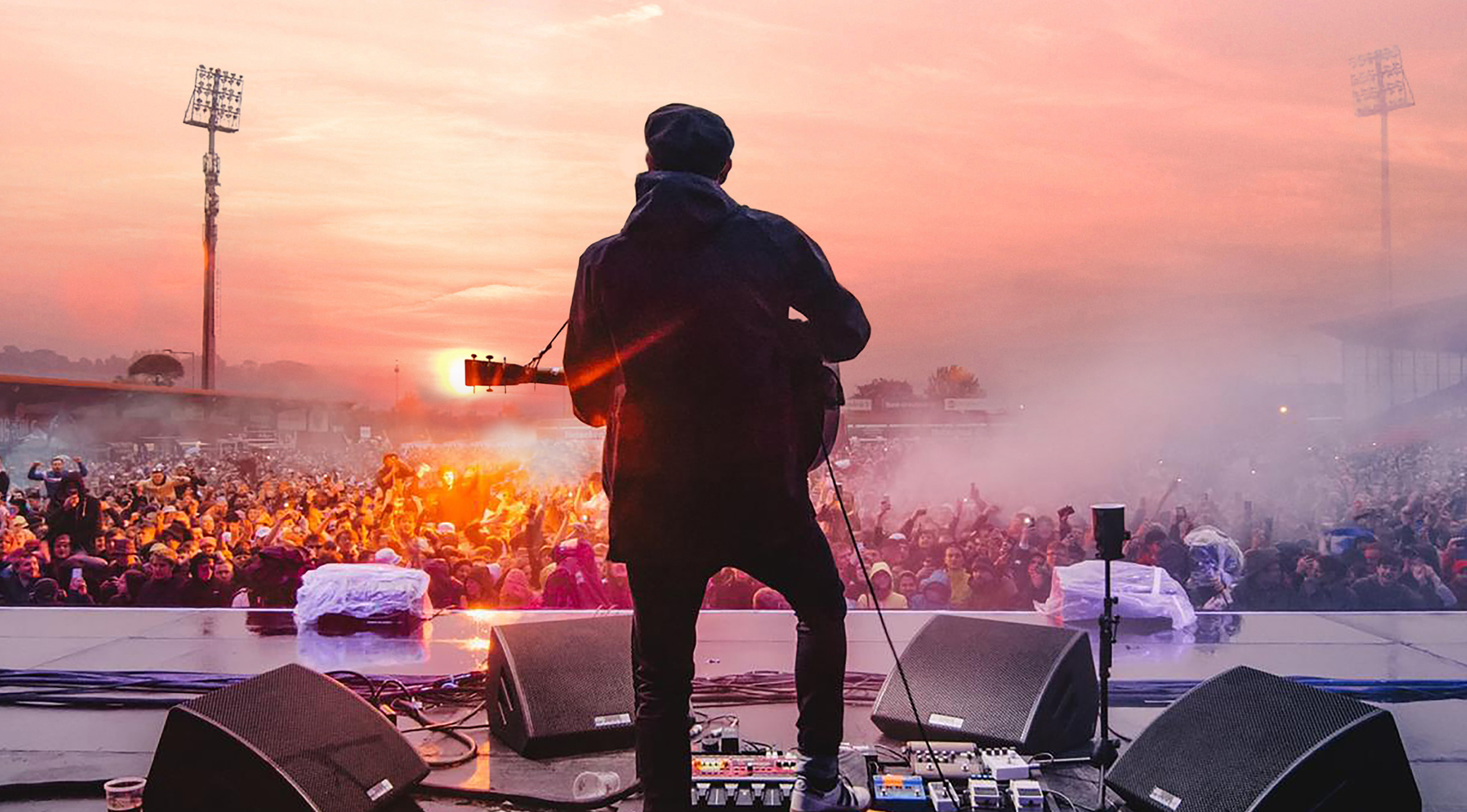 GERRY CINNAMON announces second BELSONIC show for 2021 1