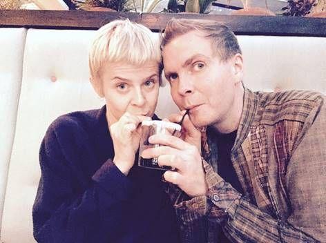 JÓNSI shares new single 'Salt Licorice' featuring Swedish pop icon Robyn