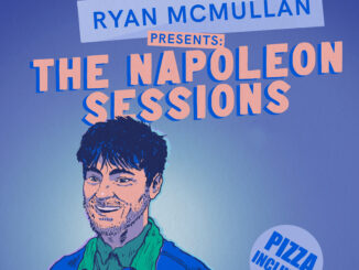 RYAN MCMULLAN presents: The Napoleon Sessions Live at the Limelight! on Saturday 19th September 2020