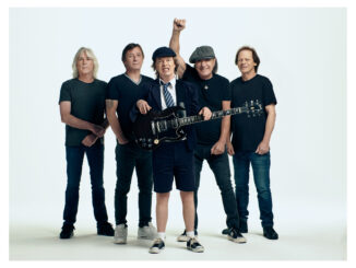 AC/DC return with highly anticipated new album 'POWER UP' - Hear lead track 'Shot In The Dark' 1