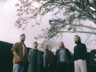 Torquay five-piece TOURISTS announce debut album 'Another State' - Out 20th November 1