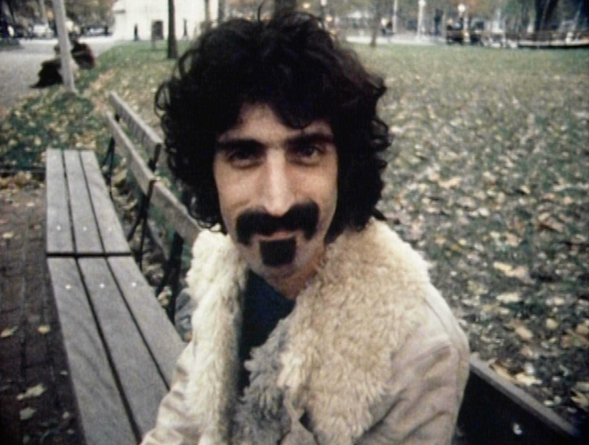 WATCH the official trailer for ZAPPA, directed by Alex Winter 1