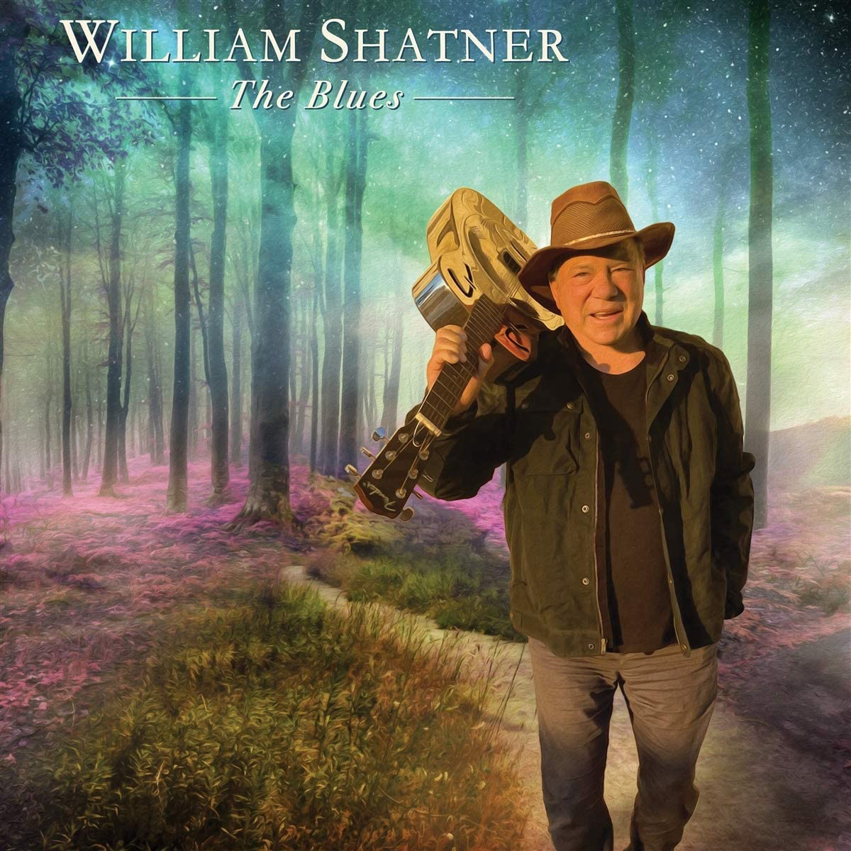 ALBUM REVIEW: William Shatner – The Blues