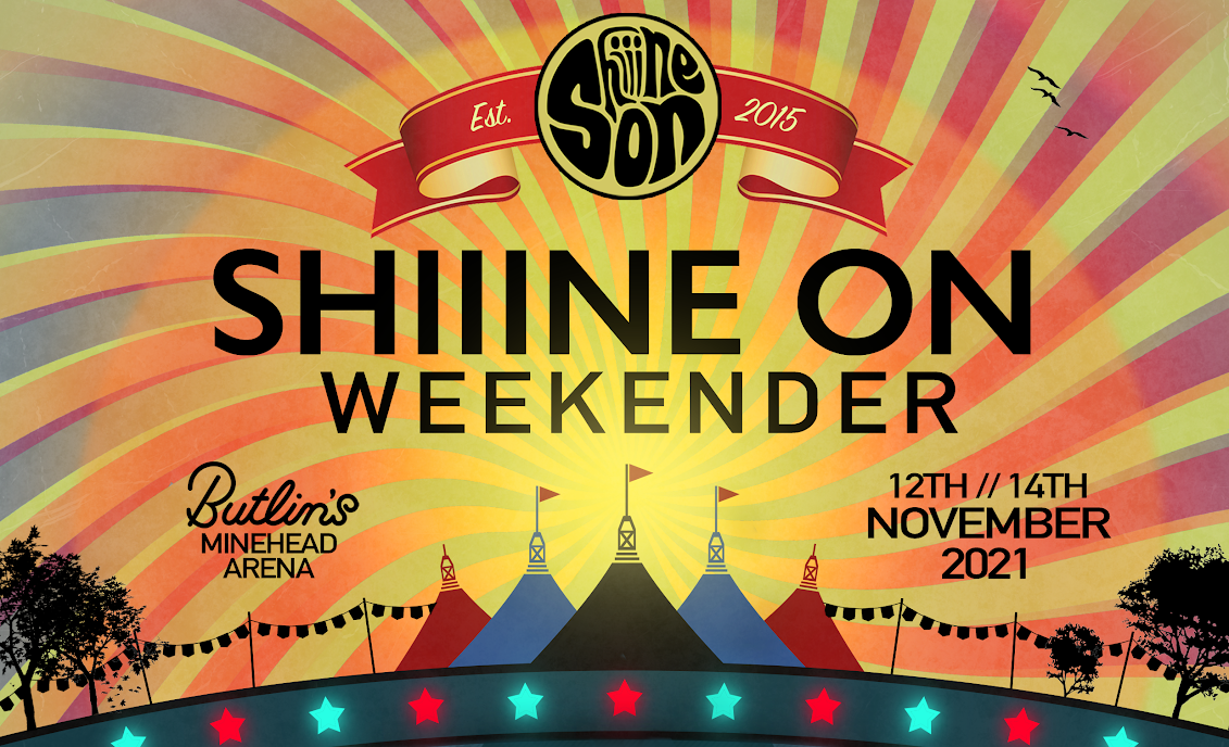 SHIIINE ON WEEKENDER Announces 2021 Line-Up 1