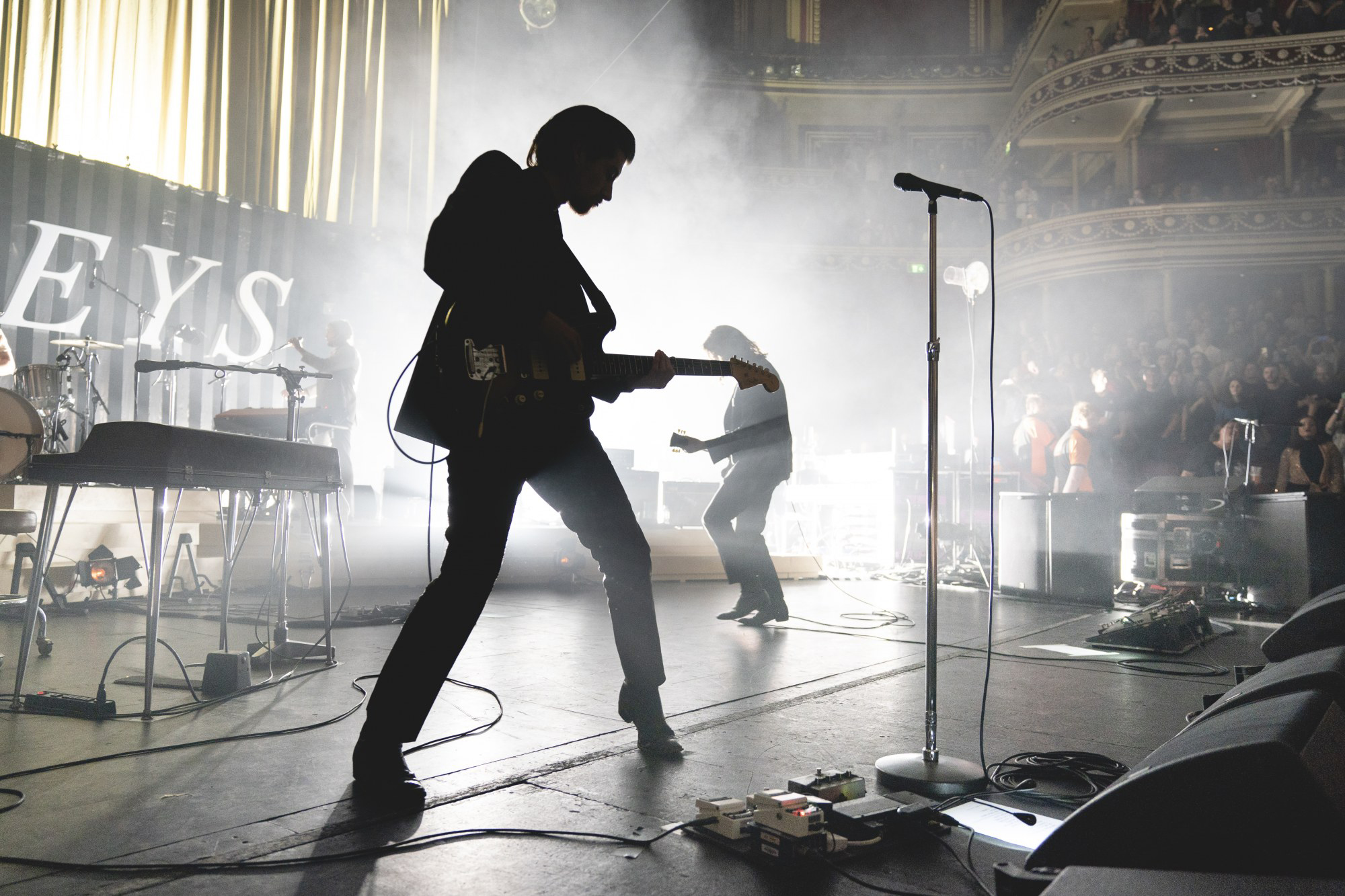 WATCH the trailer for 'Arctic Monkeys – Live At The Royal Albert Hall' 1