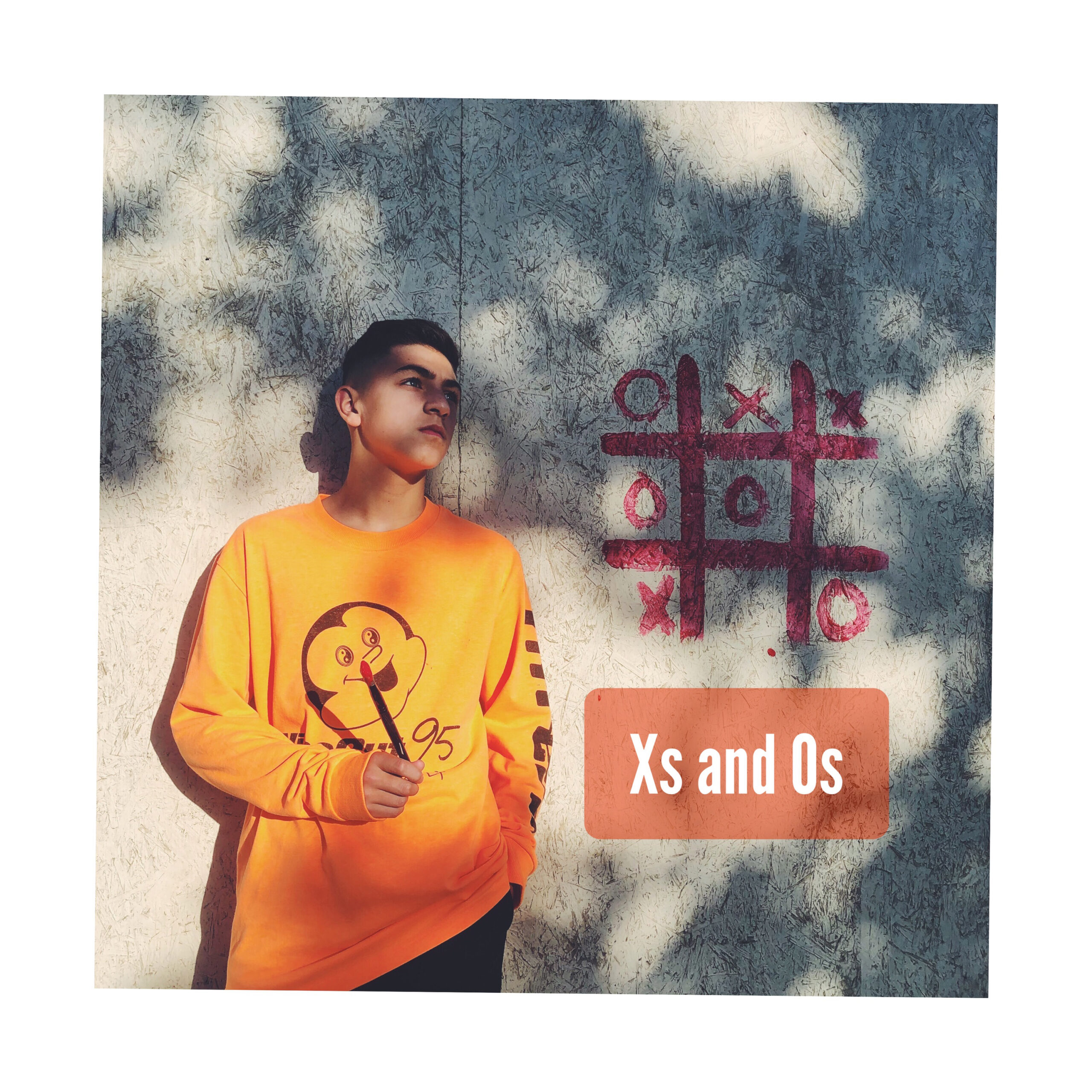 CONOR MARCUS releases new single 'Xs and Os' - Listen Now!