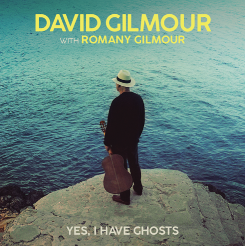 """DAVID GILMOUR set to release 'YES, I HAVE GHOSTS' special limited edition 7"""" single for RSD Black Friday on November 27th"""