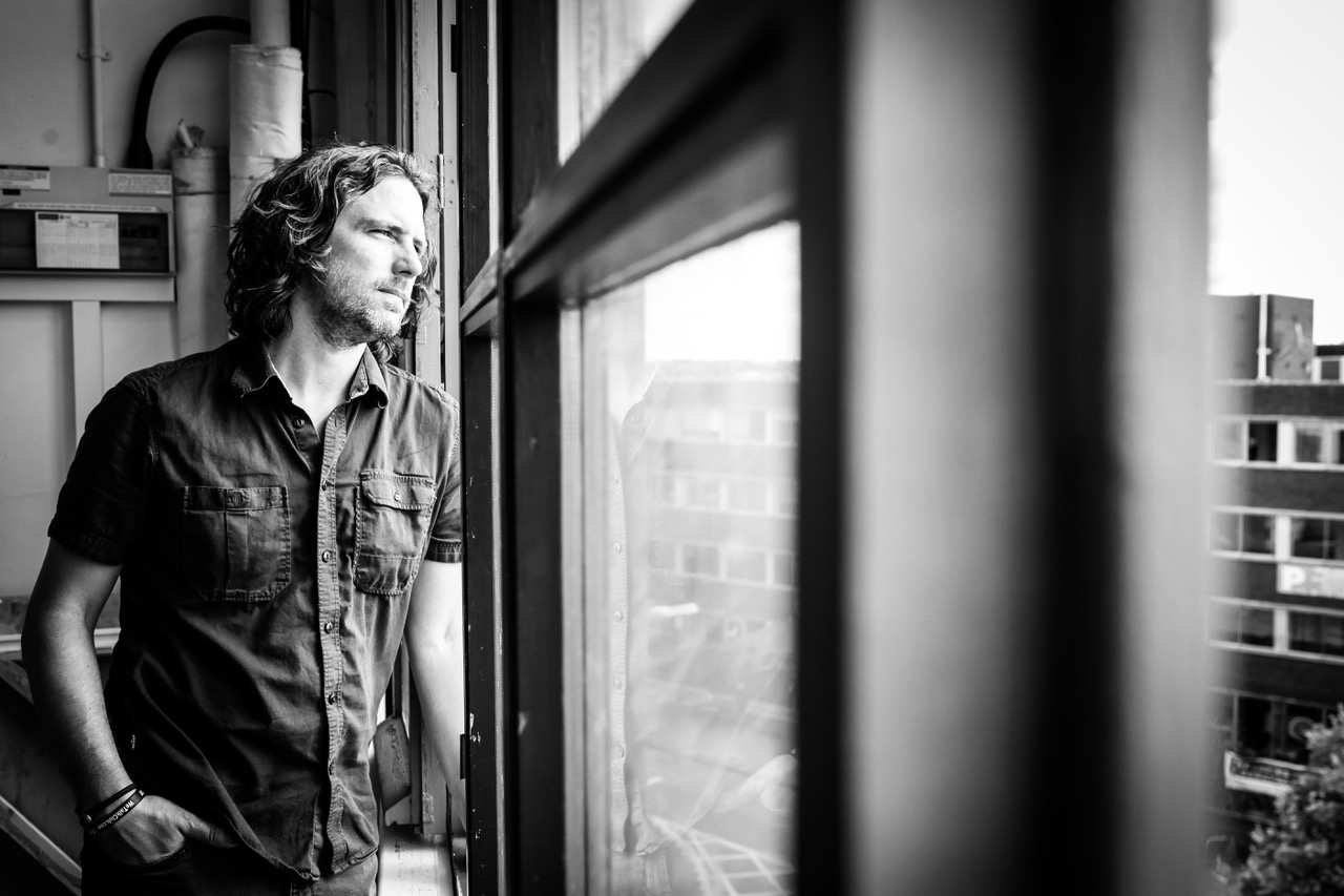 VIDEO PREMIERE: Gavin Thorpe - From Now On | Live from The Distillery