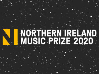 NI MUSIC PRIZE 2020 Confirmed for Thursday November 12th @ 8pm as part of Sound of Belfast 2020 1