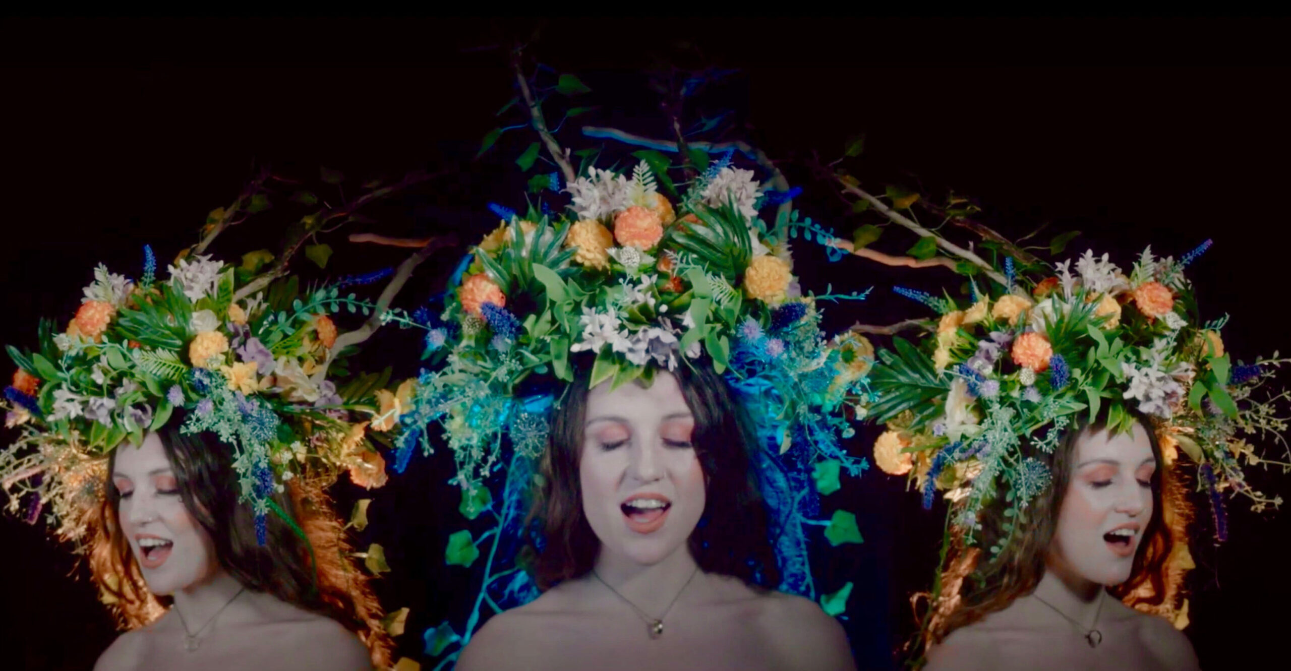 AMY MONTGOMERY shares video for new single 'Anywhere' - Watch Now