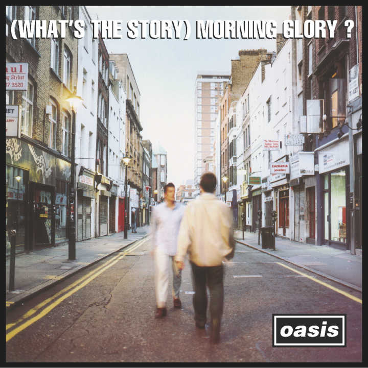 OASIS' classic single 'Wonderwall' passes One Billion Spotify streams