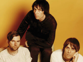 THE CRIBS share the video to new track 'Never Thought I'd Feel Again'