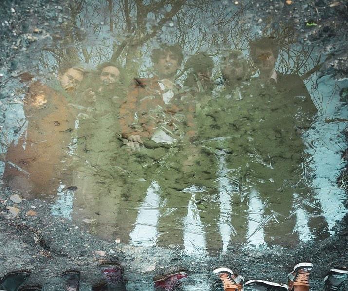 TANKUS THE HENGE Invite you to 'Luna Park!' - New album out December 4th 1