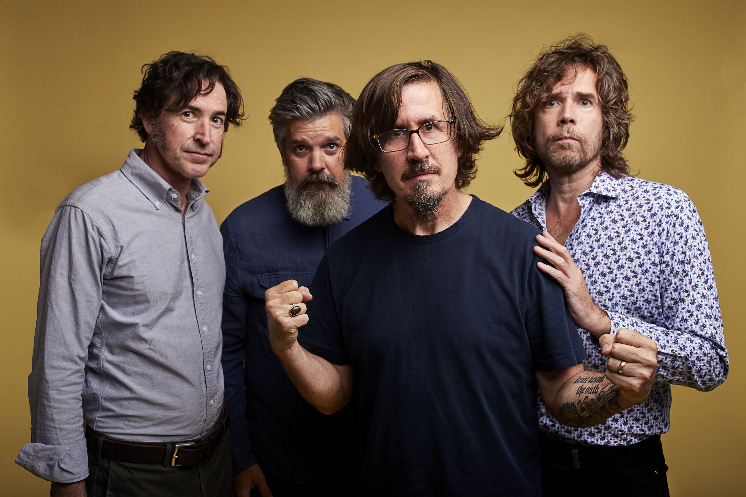 Watch THE MOUNTAIN GOATS transform into bobbleheads for their first music video in five years