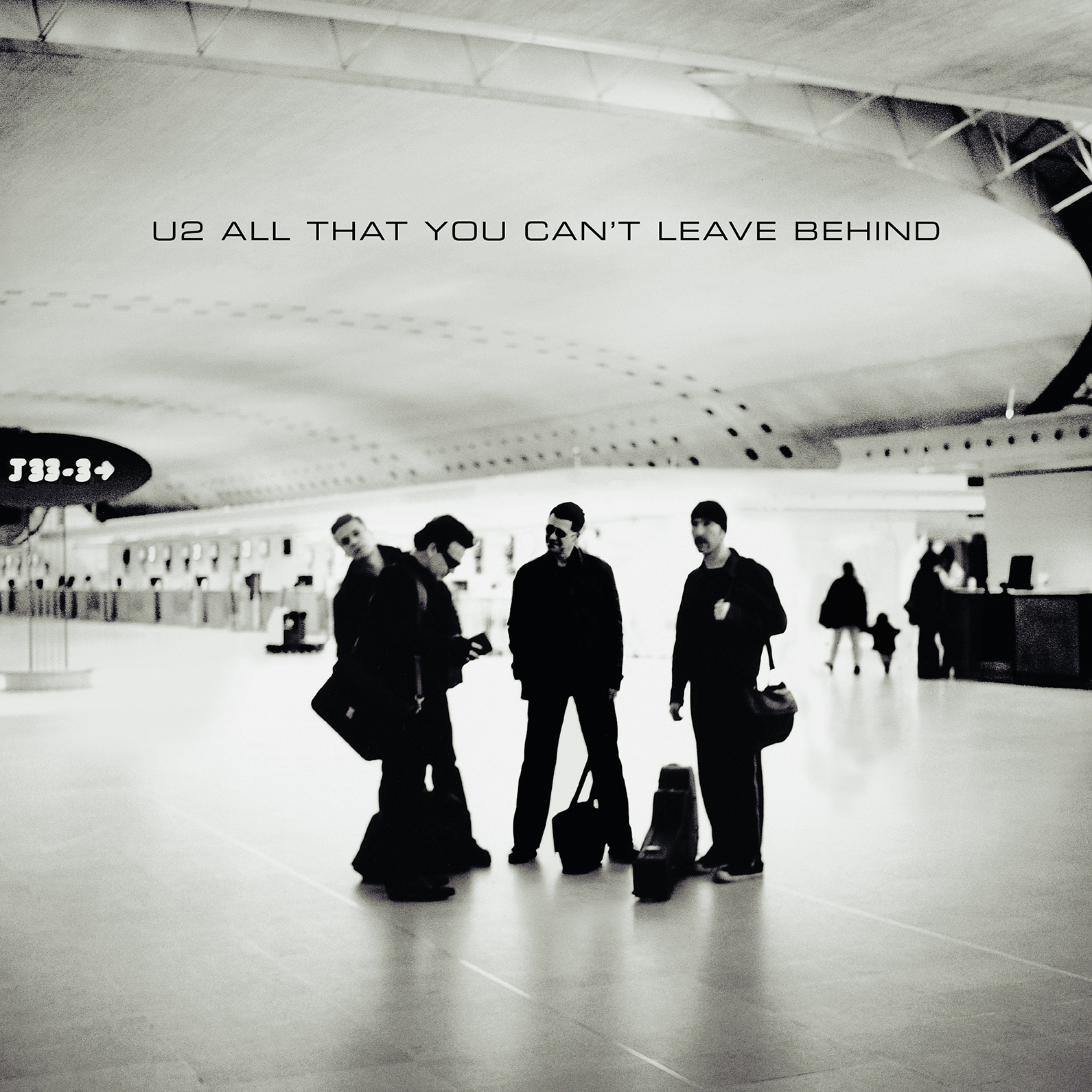 U2 - All You Can't Leave Behind