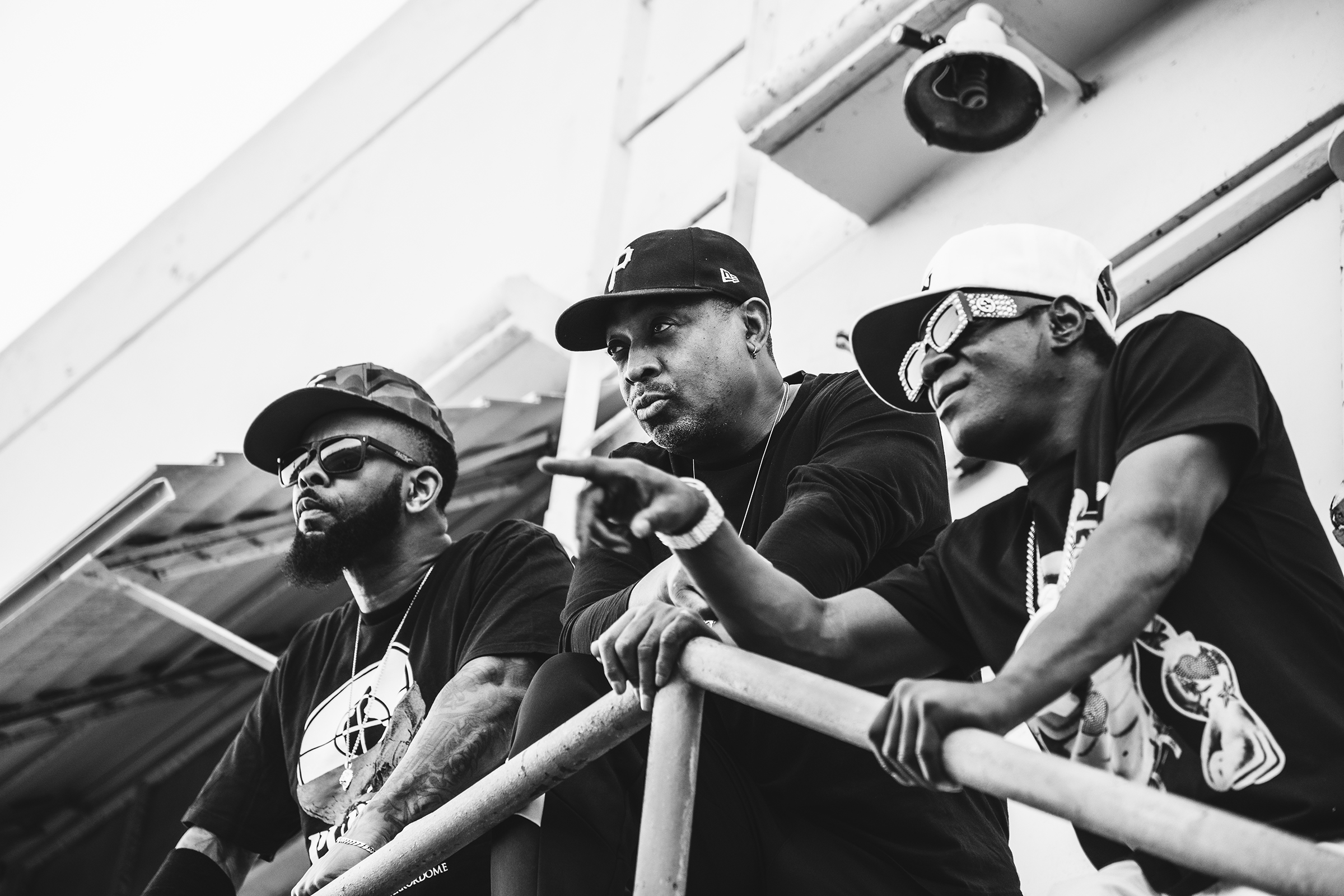 PUBLIC ENEMY shares new animated video ft. Beastie Boys' Ad Rock & Mike D and Run DMC