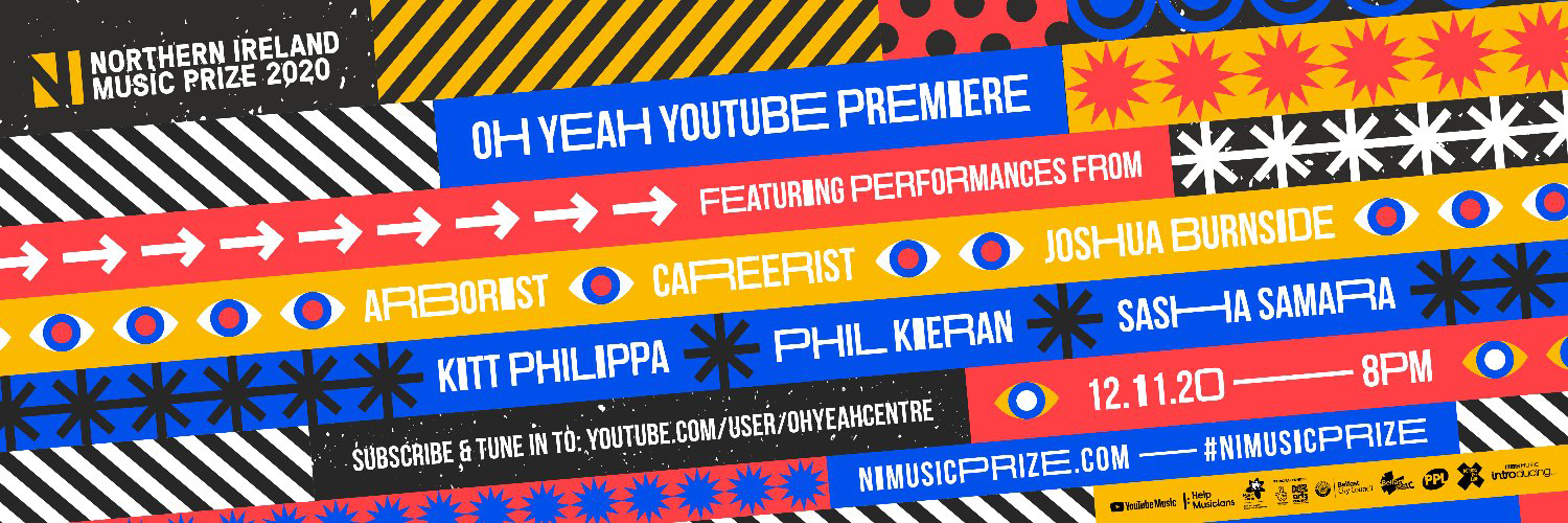 Don't miss THE NI MUSIC PRIZE live tonight from 8pm