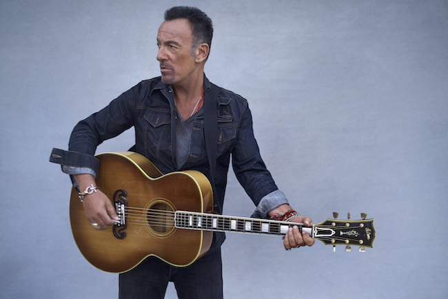 BRUCE SPRINGSTEEN unveils lyric video to new song 'Power Of Prayer'