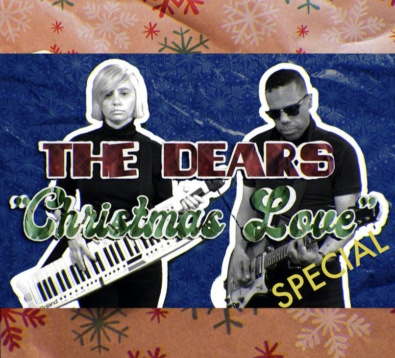 THE DEARS share video for new single 'Christmas Love' - Watch Now! 1