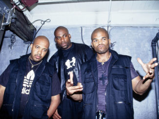 RUN DMC team up with 12on12 to release limited edition vinyl in tribute to JAM MASTER JAY 1