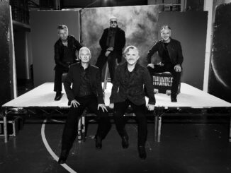 British Rock Icons THUNDER Announce New Album 'All The Right Noises' 2