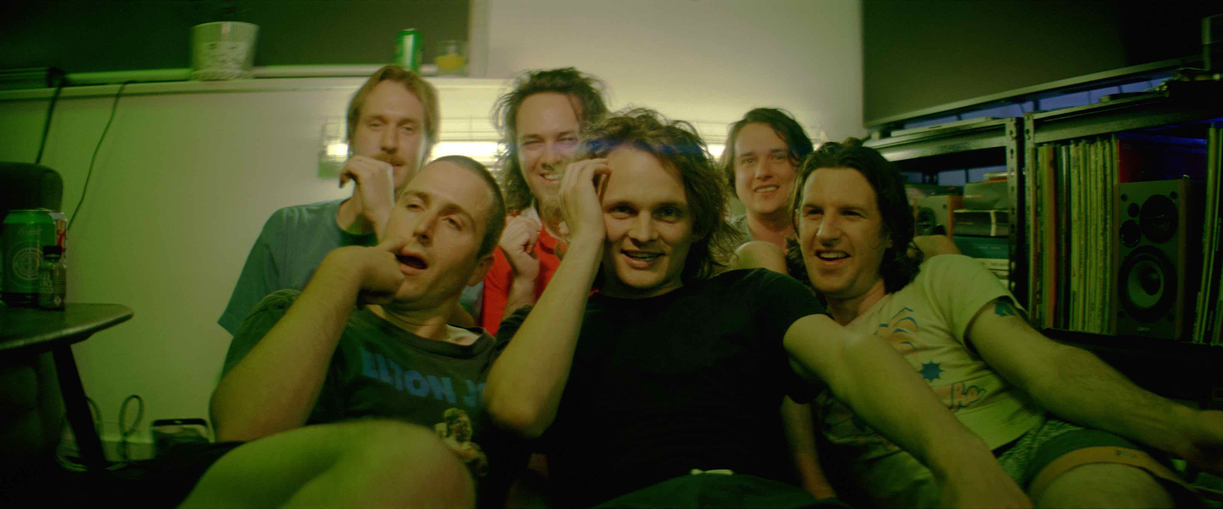 King Gizzard & The Lizard Wizard - share new video & announce details of live concert film