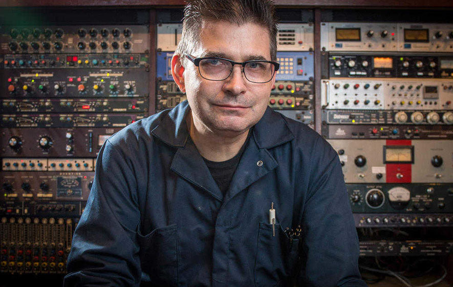 """INTERVIEW with STEVE ALBINI - """"It's satisfying to work on something that has a long life-span and enriches lots of peoples lives"""" 1"""
