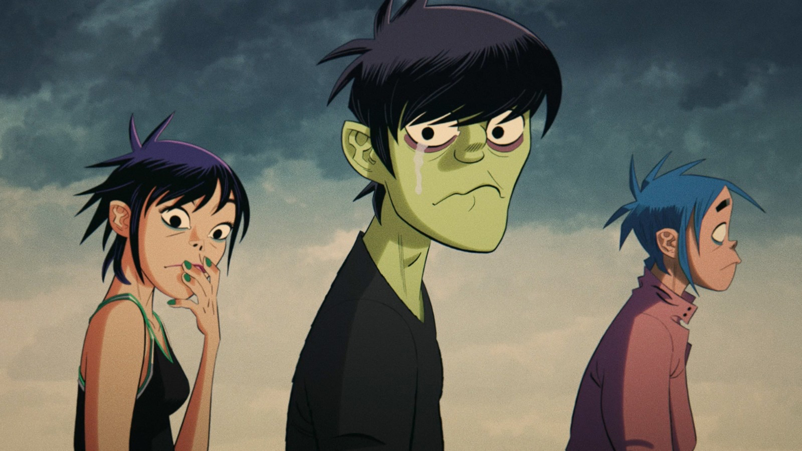 GORILLAZ announce epic new video 'THE LOST CHORD ft Leee John' coming on Christmas Eve 1