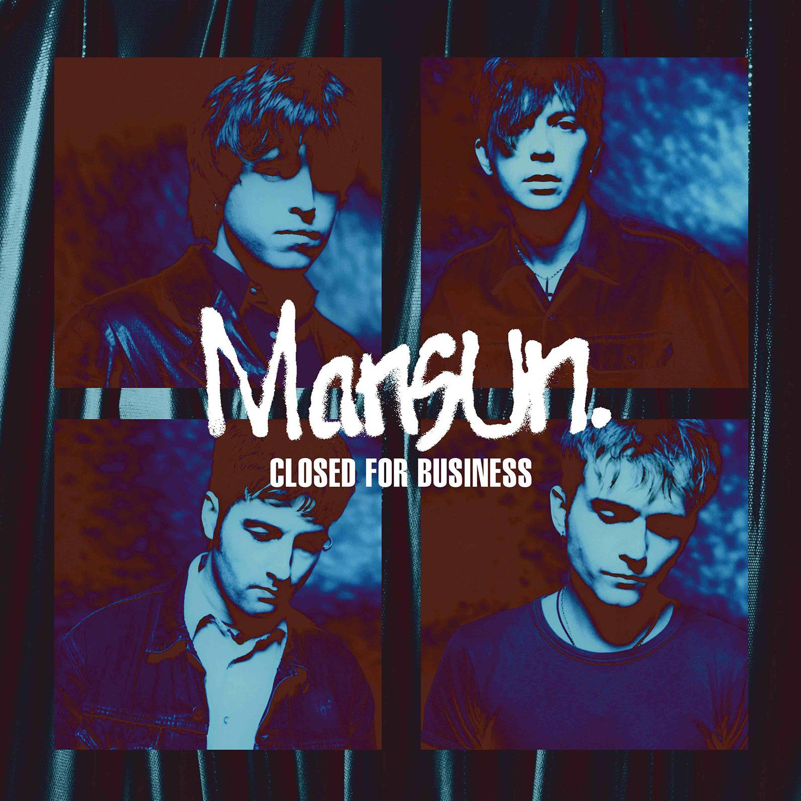 Mansun - 'Closed For Business' 25th anniversary box set