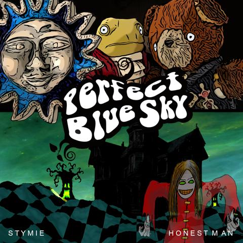 PREMIERE: Perfect Blue Sky - 'Stymie / Honest Man'