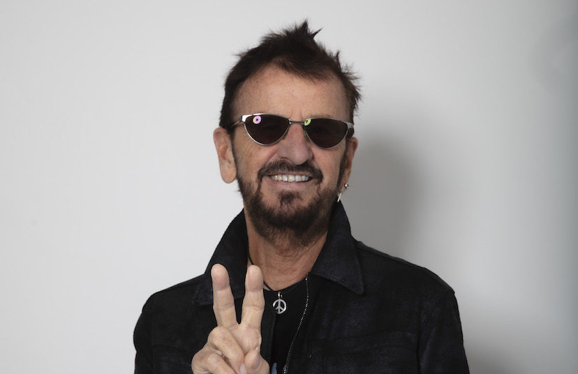 RINGO STARR reveals video for new single 'Here's To The Nights' - Watch Now