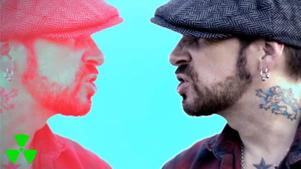 RICKY WARWICK releases new single 'You Don't Love Me' ft. Luke Morley Of Thunder