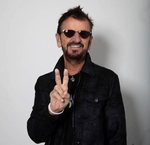 RINGO STARR releases new single 'Here's To The Nights' from upcoming EP Zoom In 1