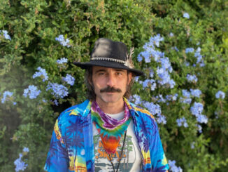 VIDEO PREMIERE: Farmer Dave & The Wizards Of The West - Cave Walls