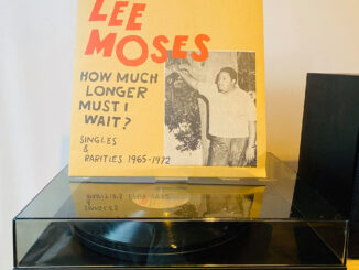 ON THE TURNTABLE: Lee Moses - How Much Longer Must I Wait? : Singles & Rarities 1965 - 1972