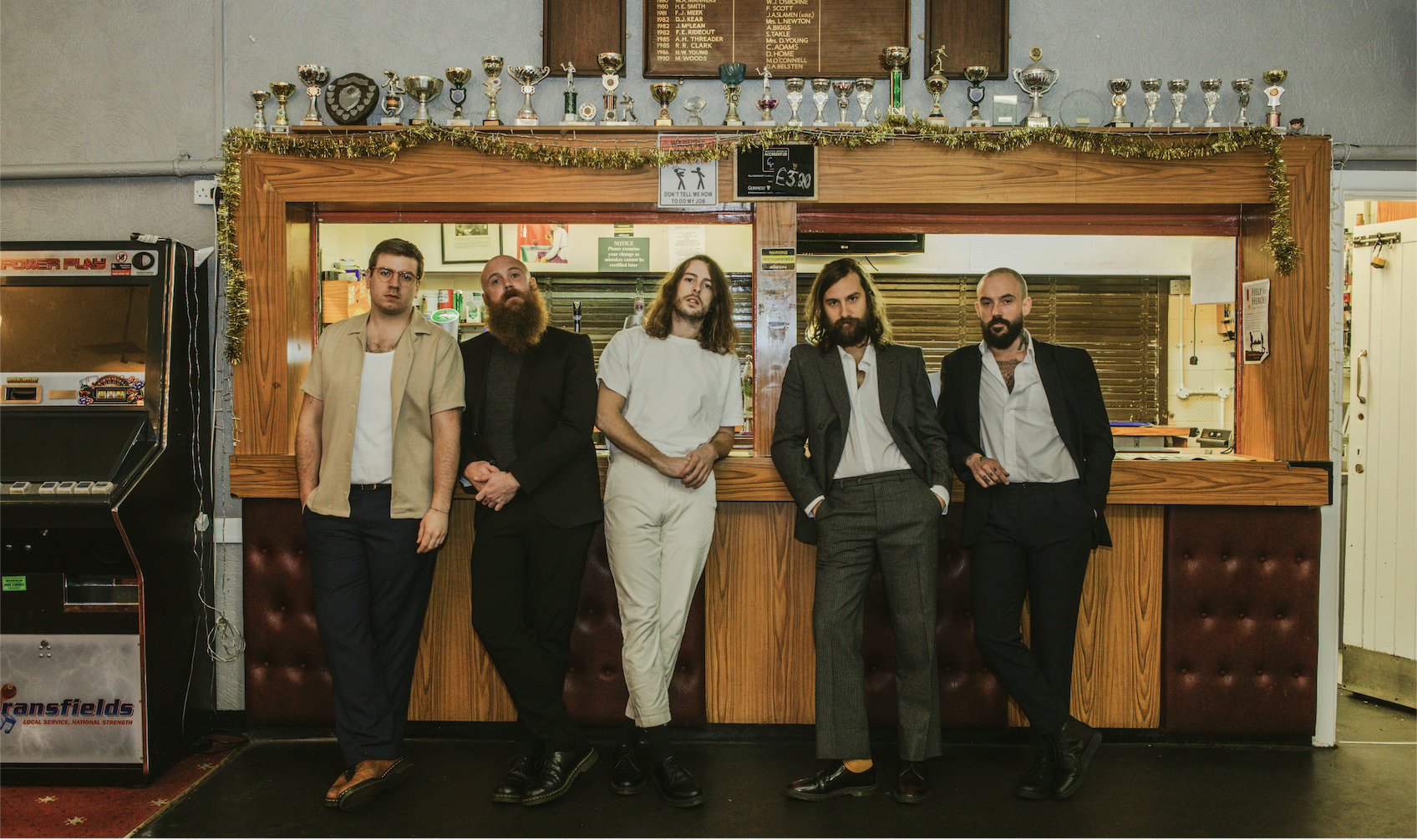 """IDLES share new video for """"Carcinogenic"""" - Live for Independent Venue Week 1"""