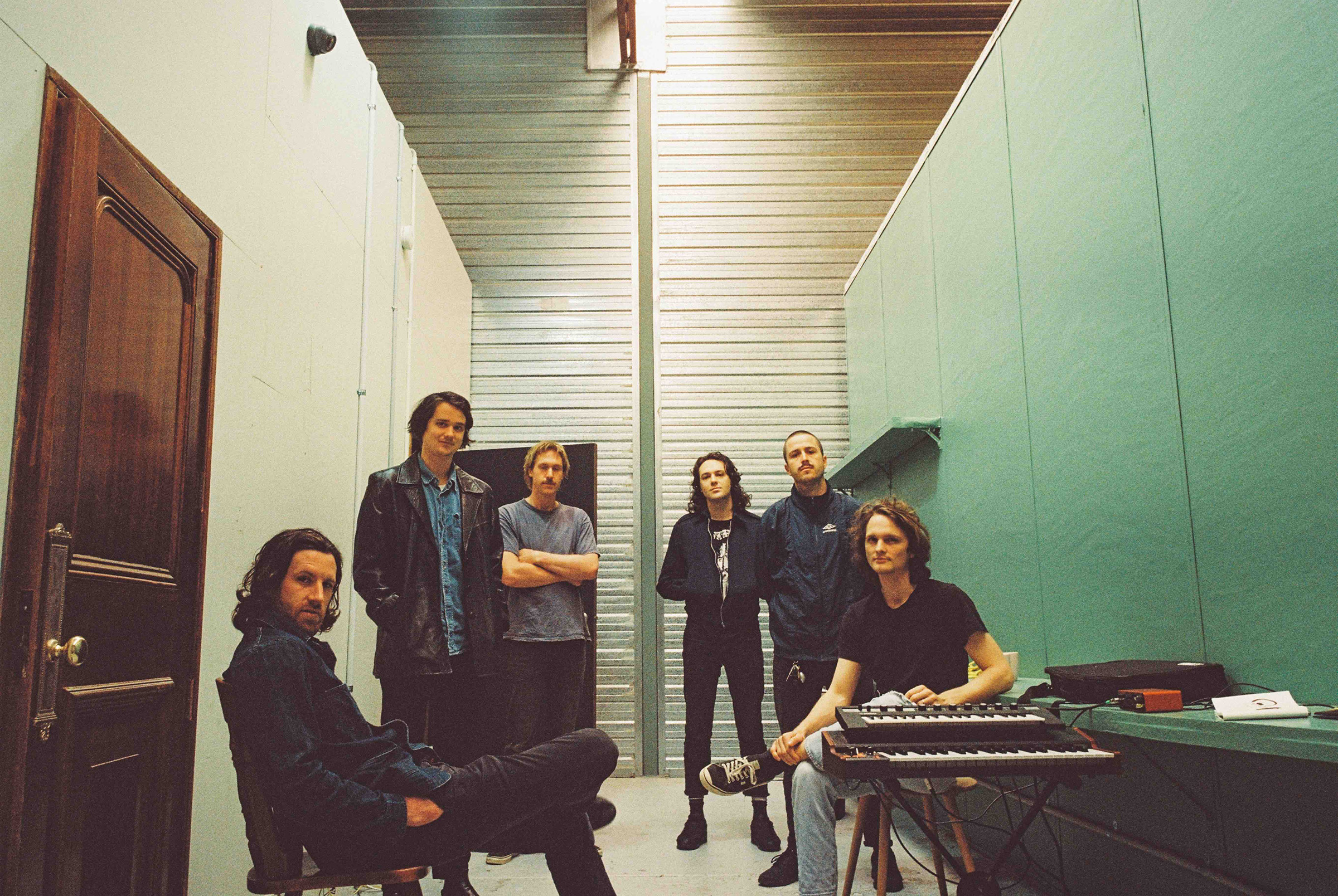 KING GIZZARD & THE LIZARD WIZARD share video to new track, 'O.N.E.'