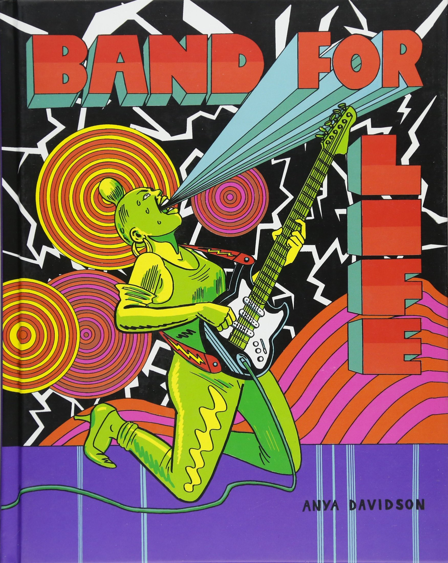 BOOK REVIEW: Band for Life By Anya Davidson
