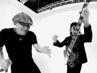 AC/DC kick off the new year with their brand new music video for 'Realize' - Watch Now