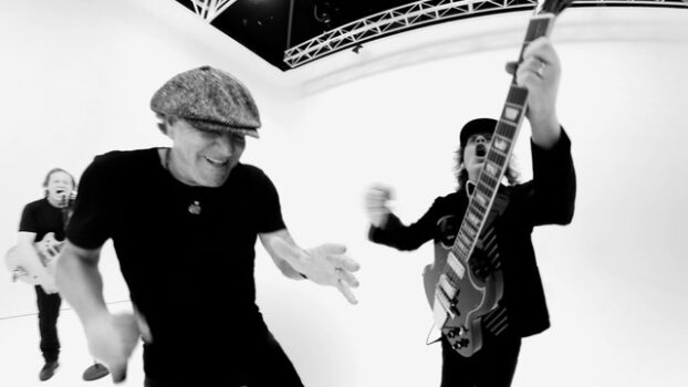 AC/DC kick off the new year with their brand new music video for 'Realize' – Watch Now