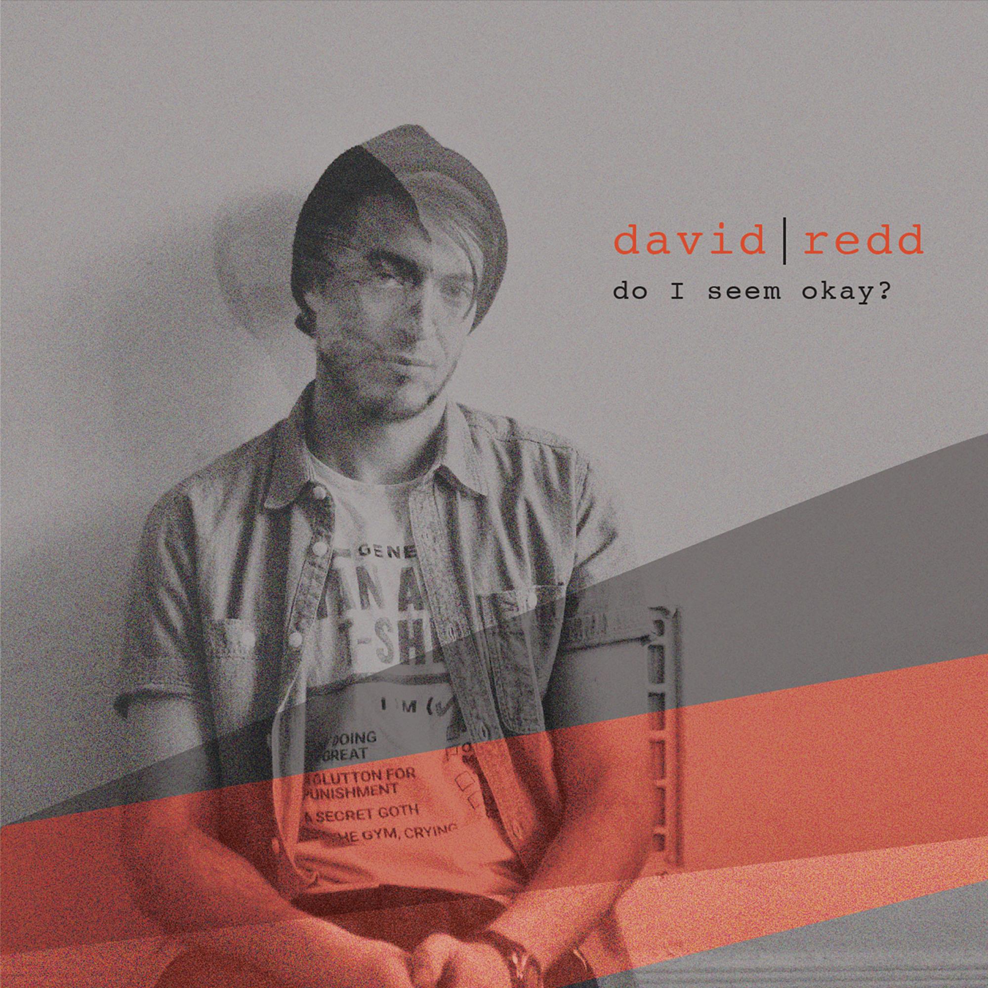 VIDEO PREMIERE: David Redd - Do I Seem Okay?