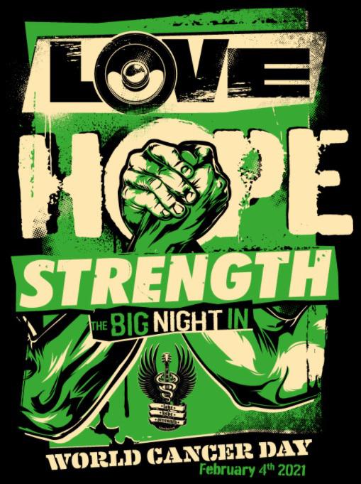 Love Hope Strength