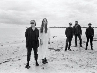 NEW PAGANS announce debut album 'The Seed, The Vessel, The Roots and All' - out March 19th 1