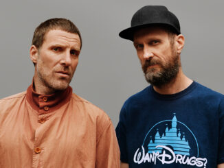 INTERVIEW: Sleaford Mods' JASON WILLIAMSON on SPARE RIBS