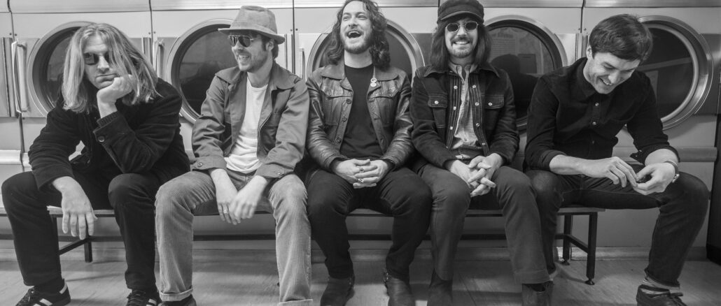 THE CORAL announce first, ever double-album 'Coral Island' and release 'Faceless Angel' 1