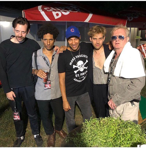 Tom, Andy & Gang of Four