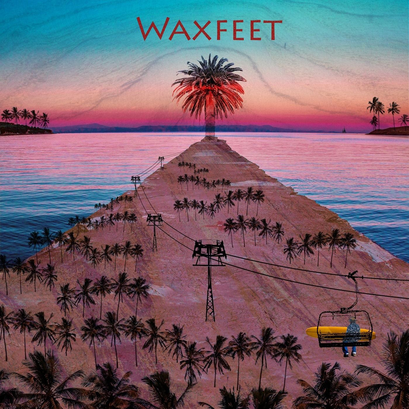 WaxFeet - Blues and Pinks